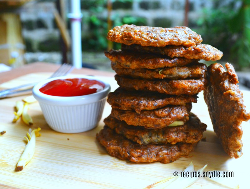 banana blossom burger Banana blossom burgers our healthy version of the famous meat burger, that even kids will love.