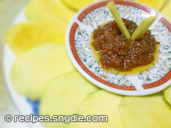 Sauteed Shrimp Paste Recipe (Ginisang Bagoong)