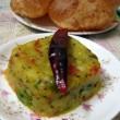 Poori-Bhaji Recipe