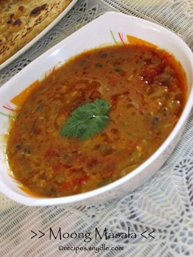 Moong masala