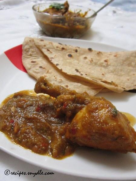 Spicy Cilantro Chicken Curry Recipe Yummy Recipes