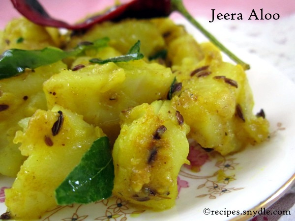 how to make jeera aloo restaurant style