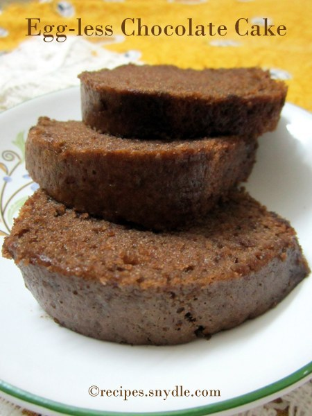 Simple Eggless Cake Recipes In Microwave