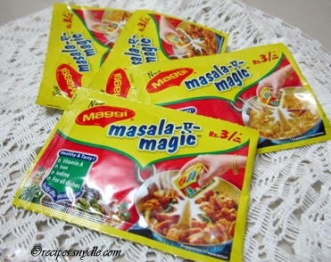 Maggi masala-e-magic