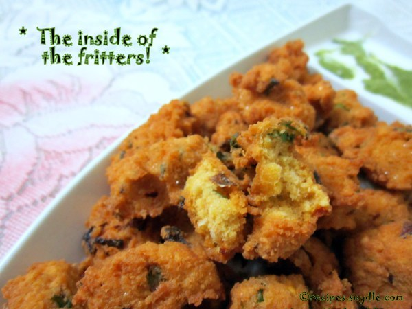 chana daal fritters