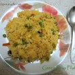 Mutter Pulao Recipe / Green Peas Pilaf Recipe