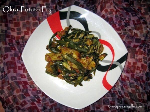 how to make kurkuri bhindi