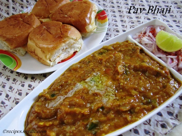 how to make mumbai pav bhaji
