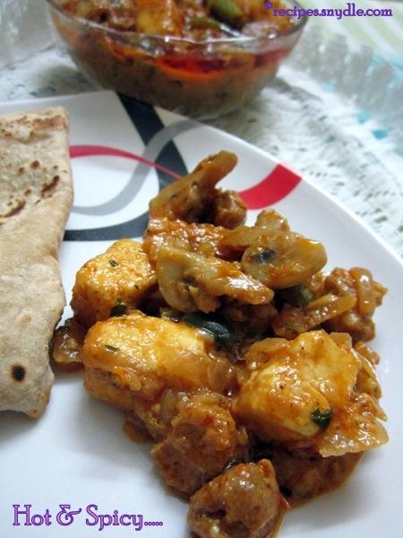 how to make paneer masala