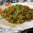Spicy & Tangy Stir-Fried Moong Recipe