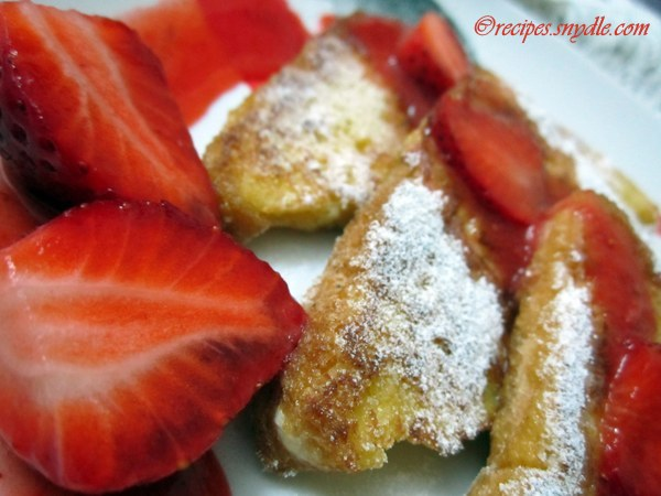 sweet frenchtoast