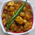 chhole-paneer recipe