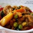 Soy Chunks with Mixed Veggies Recipe