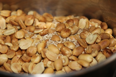 peanut sesame ladoo3