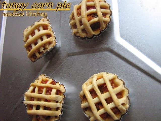 sweet corn pie