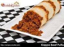 KAPPA BEEF PUTTU RECIPE