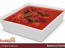BEETROOT SAMBAR RECIPE