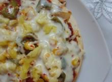 Veggie Delight Pizza Recipe