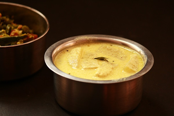 kumbalanga moru curry