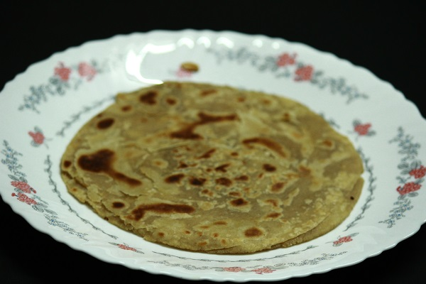 how to make lachha paratha video in hindi