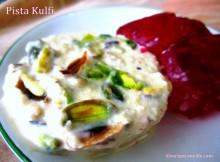 Pista Kulfi Recipe / Pistachio Kulfi Recipe
