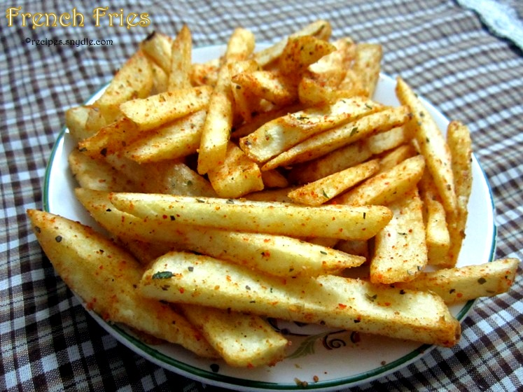 mcdonalds french fry recipe