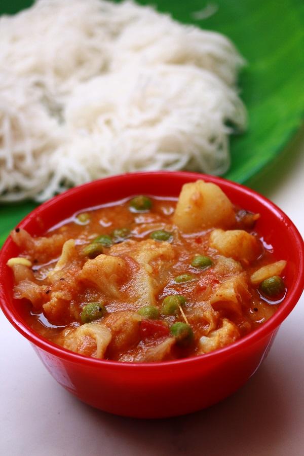 vegetable kurma recipe