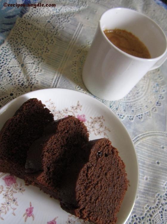 chocolate cake in pressure cooker recipe