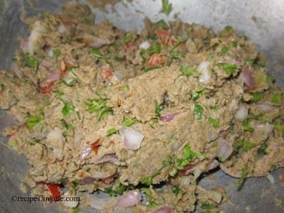 bhakri dough