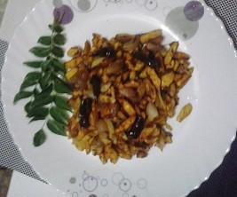 Chakkakkuru Masala Fry(jack fruit seed) recipe