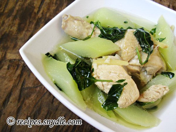 chicken-tinola-recipe