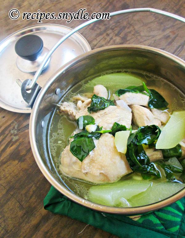 chicken-tinola-recipes