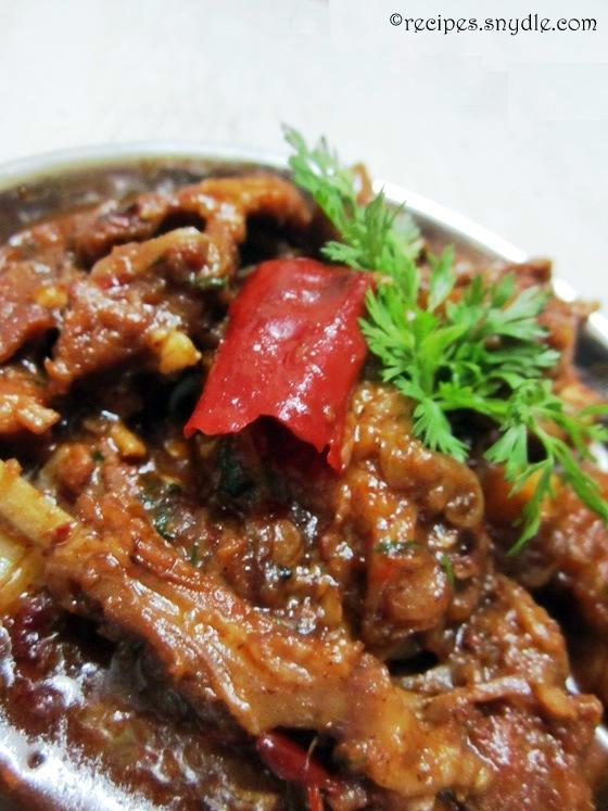 easy mutton recipes