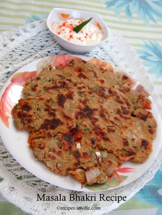 how to make bhakri