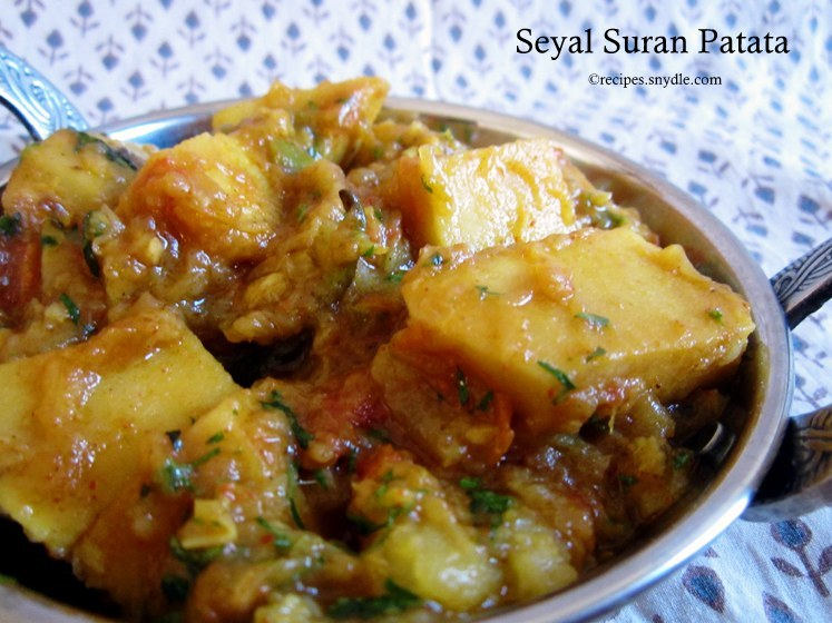 how to make sindhi seyal bhaji