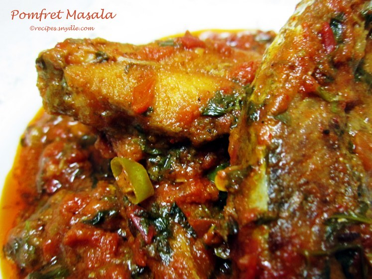 pomfret curry recipe