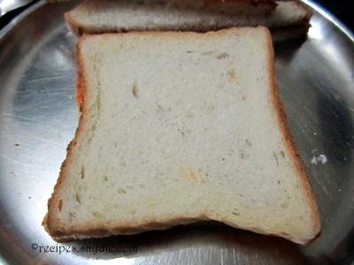 schezwan bread pakora