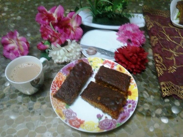 Tea Cake Recipe