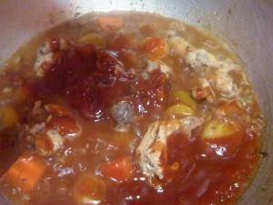 chicken afritada recipe (2)