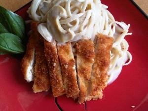 chicken alfredo pasta12