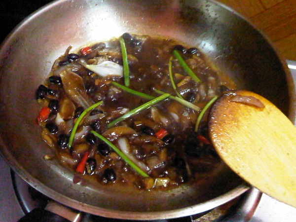 how to use fermented black beans