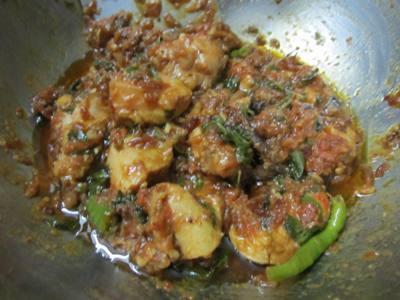 murgh pudina recipe