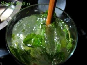 recipe for virgin mojito