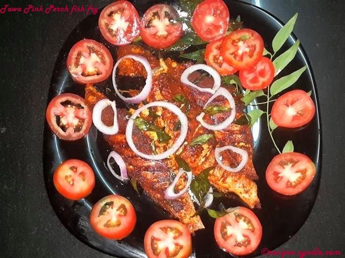 How to Make Kerala Kilimeen Fry