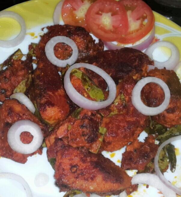 Tuna fish fry Chura Fish Fry nadan rethiyil varuthathu