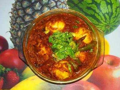 Kerala Egg Roast Nadan Mutta Roast Recipe