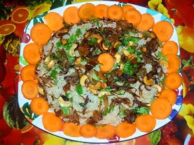 Neychoru Malabar Ghee Rice