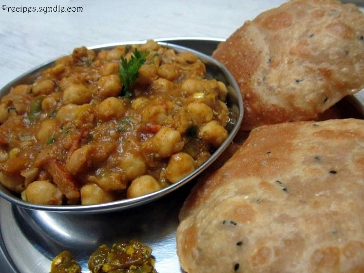 chole recipe in marathi