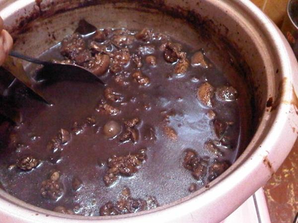 how to cook diniguan ilocano