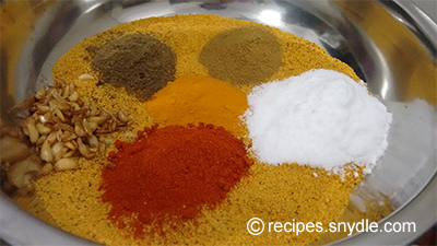 mango pickle ingredient